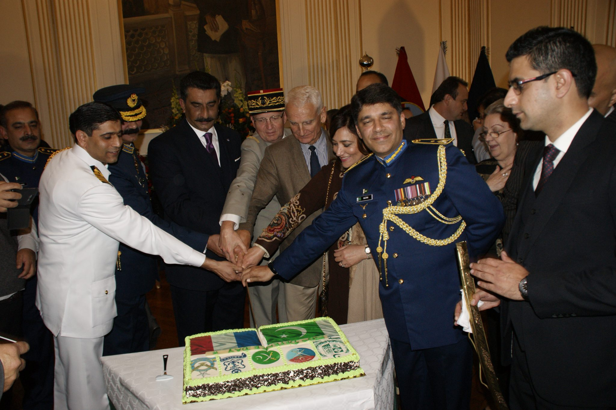 50th Defence Day Reception - Embassy of Pakistan, Paris