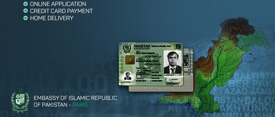 NADRA - Embassy of Pakistan, Paris