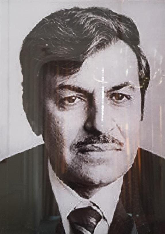Iqbal Ahmad Akhund